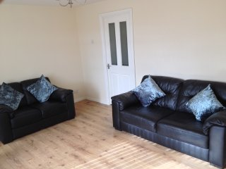 Lovely 3-bedroom semi-detached holiday rental, South Shields