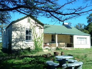 The Farm Windhoek, Bloemfontein: away