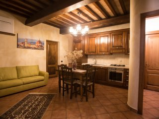Borgo dei Gigli - Appartamento Giglio Arancione