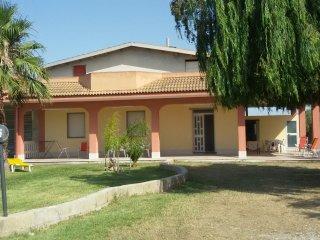 Casa vacanza Borgo Rio Favara -S.Maria del Focallo, Ispica