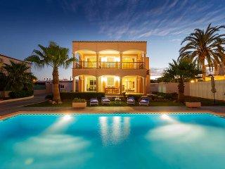 Villa Lila in Ibiza town by Playa den Bossa, Ibiza Town