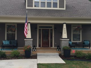 East Nashville Craftsman!
