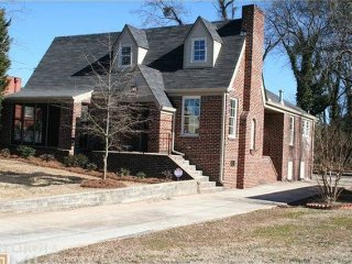 Beautiful Remodeled Historic Home for rent, Atlanta