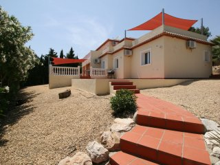 Luxury detached villa with private pool, Moraira