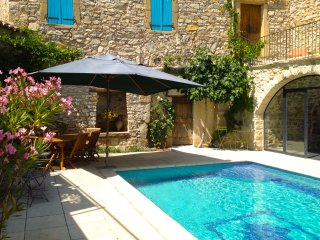 The Other House, near Uzes house for holiday rental