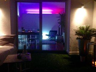 Chez Dany, Moderne-Terrasse-Soleil- C. Ourique