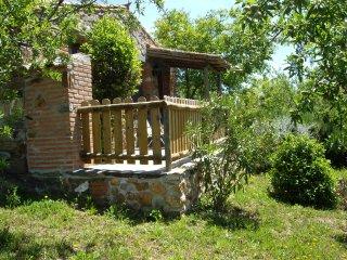Casas Rurales El Jiniebro-Cabaña Poleo, Valencia de Alcántara