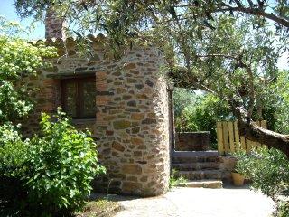 Casas Rurales El Jiniebro-Casita del Olivo estudio para dos personas con jardin, Valencia de Alcántara