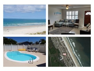 3Beds / 2Baths, steps to Beach & River, Pool, WiFi, Port Orange