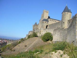Maison avec garage au pieds de la cité, Carcassonne