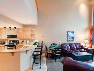 Fernie Lizard Creek Lodge 2 Bedroom + Loft Condo