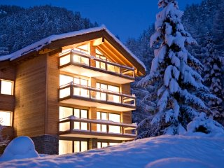 Luxurious 3bedroom apartments with Matterhorn view