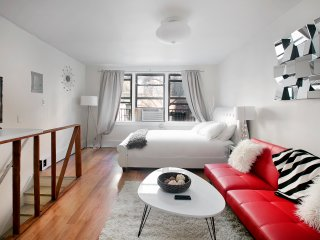 Luxury STUDIO * Private Entrance * WOW ** ALL NEW, Nueva York