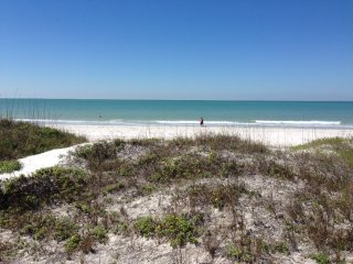 Gulf Front Pet Friendly Beach Home