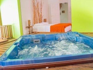 Villa Bel Arbre, 3 chambres avec piscine et spa