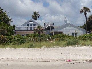 Historic 6,000 sq ft  Direct  Oceanfront Estate