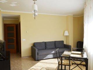 UGOL - Práctico Apartamento a 350m de la Playa!, Malgrat de Mar