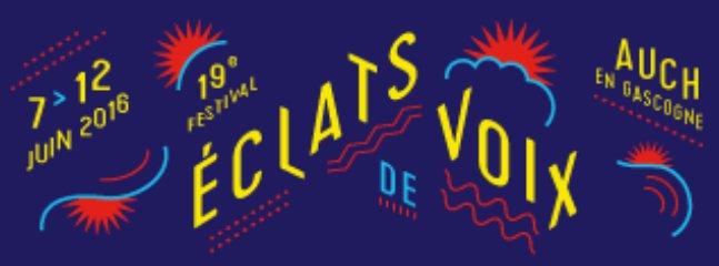 festival Eclat de voix à Auch en juin à 30mn