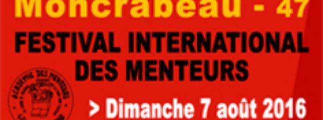 Festival des menteurs à Moncrabeau à 20mn