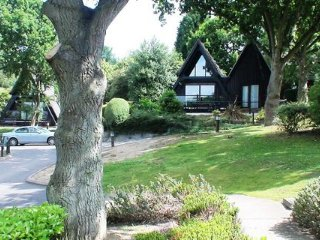 Barnsdale hotel and Country Club, Chalet 26,, Oakham