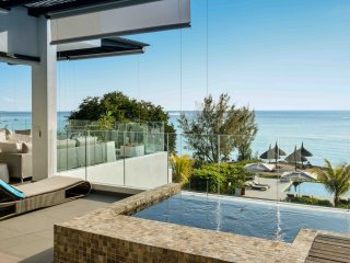 Esplanade Penthouse by Horizon, Tamarin