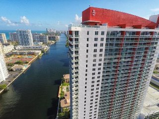 Pent-House Vistas de Lujo Beach Walk, Hallandale Beach