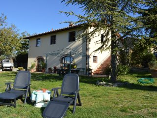 Holiday Cottage with beautifull view in Val d'Orcia area Tuscany