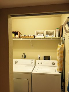 Laundry Room - Washer / Dryer