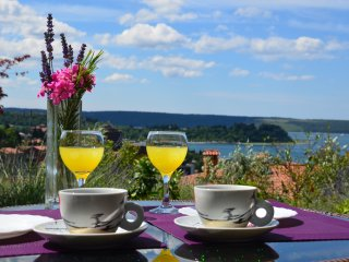 Lavender Apartment with sea view, Portoroz