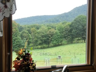 Country Getaway in the Blue Ridge Mountains