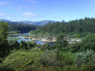 Location maison vacances nord Portugal/Espagne, Cortes