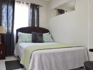 Jamaica Vacation Rentals - Cozy, One bed, Netflix, HULU (1000+ chanels), New Kingston
