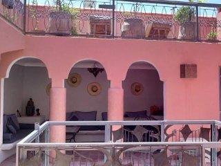Dar Kalam, Riad à 2mn de la place Jma El Fna, Marrakech