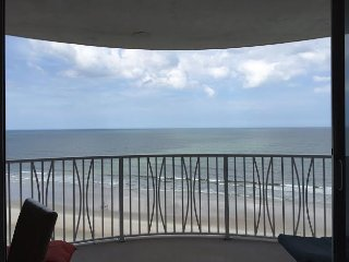 Outstanding Ocean Front Views - Peck Plaza 14NE, Daytona Beach Shores