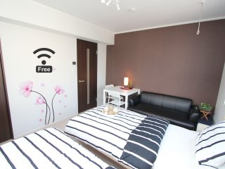 #78 Middle of Shinjuku/easy access/New/Tokyo/Wifi
