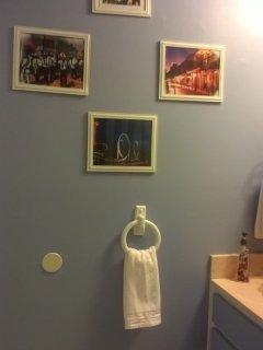 Lits of eye catching wall art.