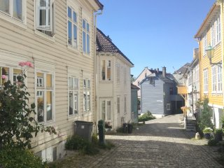 Charming house in historic centre, Bergen