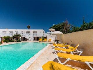Monolocale in Residence con piscina e giardino
