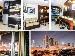 1 BR Semi Japanese @ Ridgewood Towers near SM AURA, Taguig City