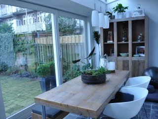 Beautiful apartment with Garden, Amsterdam