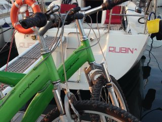 Rubin, foodsail  trip 2 bikes more!