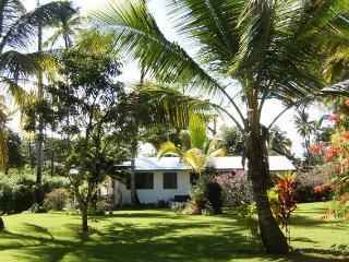 Villa ibis a las Terrenas Caraibi 50 mt.  dal mare
