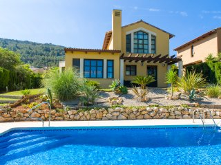 Villa Washingtonia, Javea