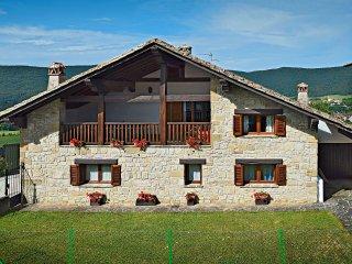 Casa rural con vistas en Ultzama