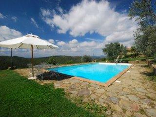 Meraviglioso Tuscan Villa Cupoli, Ambra