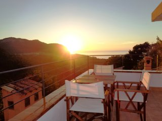 Cozy small villa with wonderful sea views!!, Bañalbufar