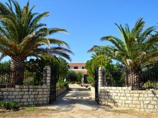 SC003-Magnifica Villa 7 posti a Scopello