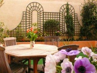 Appartement avec jardin au coeur de Grenelle PA, Paris