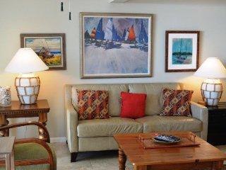 Casa Del Mar Resort - RIght on the Beach ... E01, Longboat Key