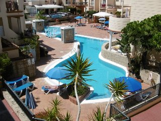 Costa Adeje apartment in great complex